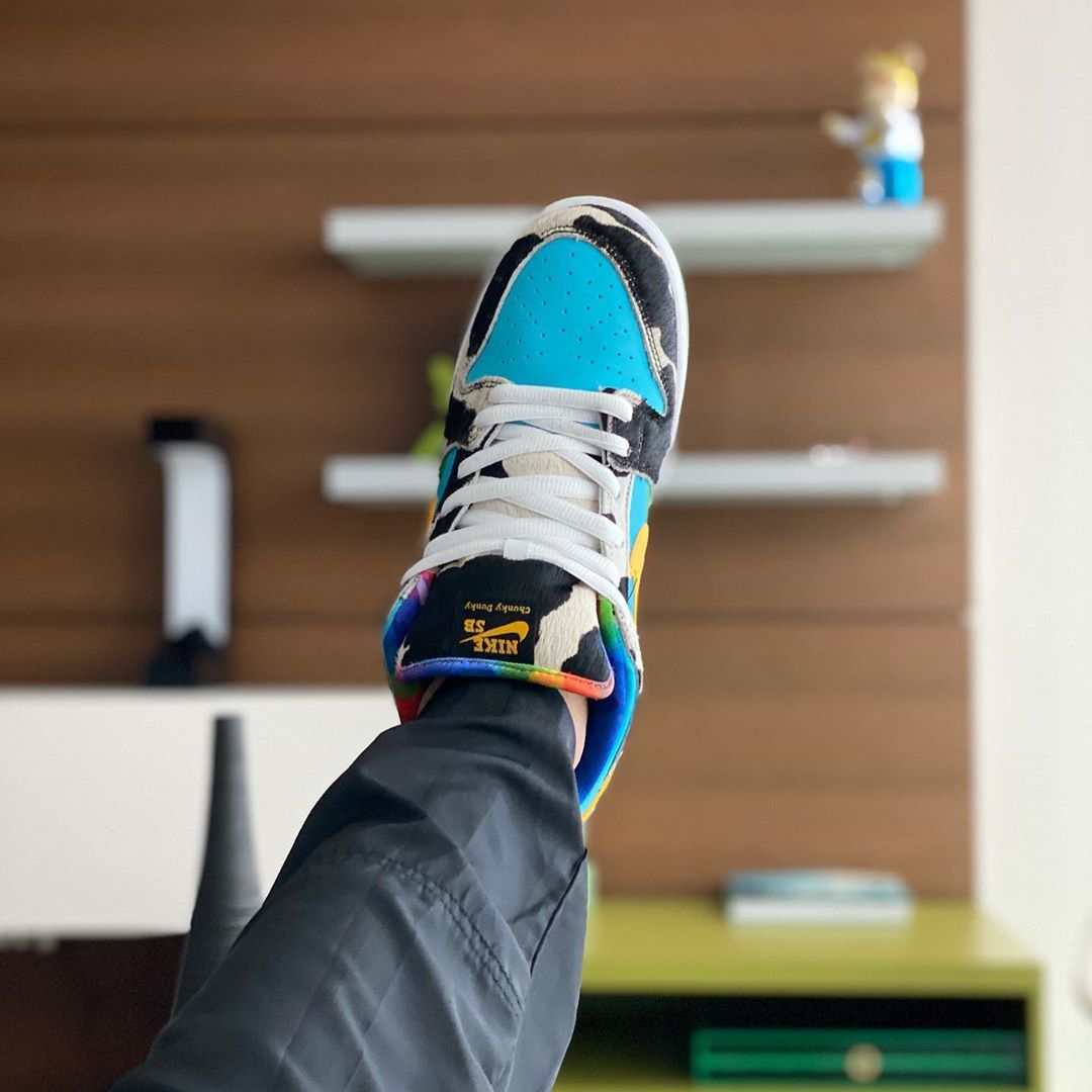 Ben & Jerry's x Nike,SB Dunk L  冰淇淋 Nike Dunk SB 本月即将登场!至少有两次原价入手机会!