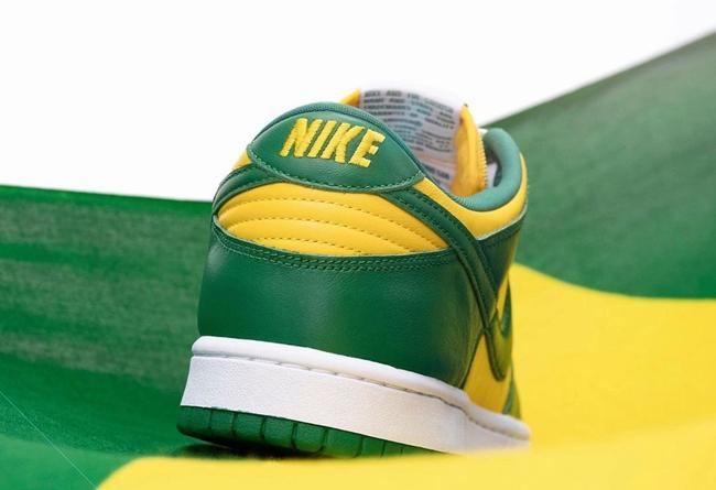 Nike,Dunk Low SP,Brazil,CU1727  巴西風情濃厚!全新 Nike Dunk Low 官圖釋出!本月即將發售