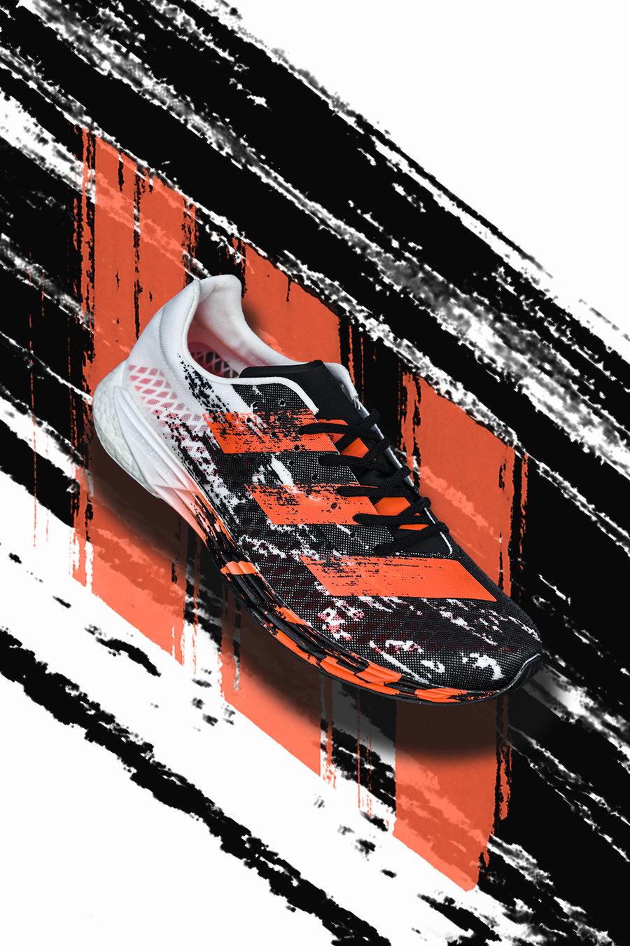 adidas,adizero pro,开箱,上脚  adidas 展现真正实力!全掌碳板「真·顶配」新鞋抢先上脚!