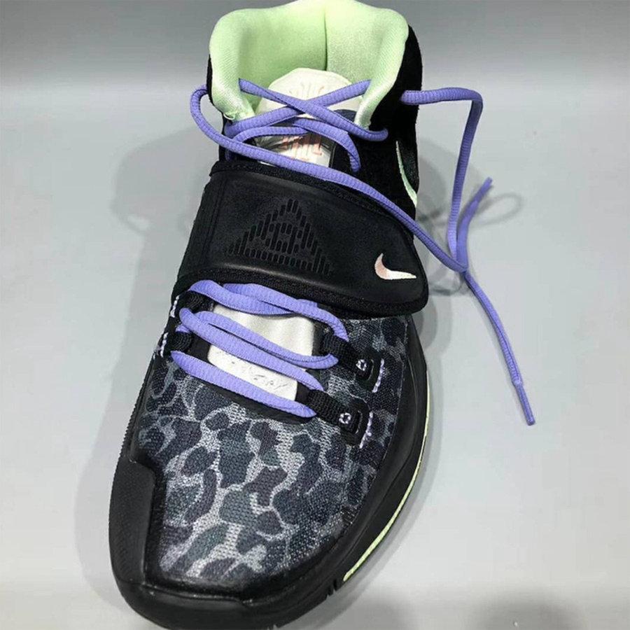 Nike,Kyrie 6,Asia,CD5031-001,C  三款全新配色 Kyrie 6 曝光!其中两款致敬欧文姐姐,细节有惊喜!