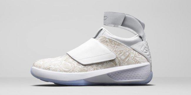 "Air Jordan 1,3M Laser, 30 周年纪念的隐藏配色!未市售 AJ1 ""3M Laser"" Sample 曝光!"