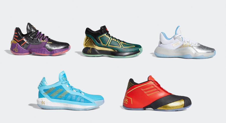 别开,生,面的,传统,中国,元素,adidas,「,五虎,  别开生面的传统中国元素!adidas 「五虎大将」 系列登场!