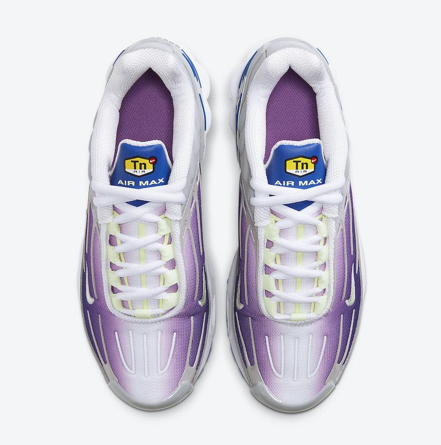 莆田鞋-Nike Air Max Plus 3 GS 货英超下注平台:CD6871-006插图(2)