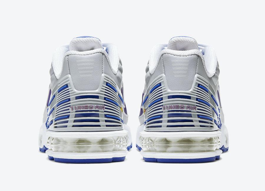 莆田鞋-Nike Air Max Plus 3 GS 货英超下注平台:CD6871-006插图(3)