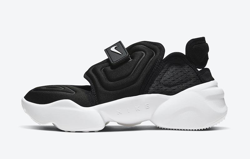 Nike,Aqua Rift,CW7164-001  个性指数爆棚!Nike 全新「忍者鞋」现已发售!