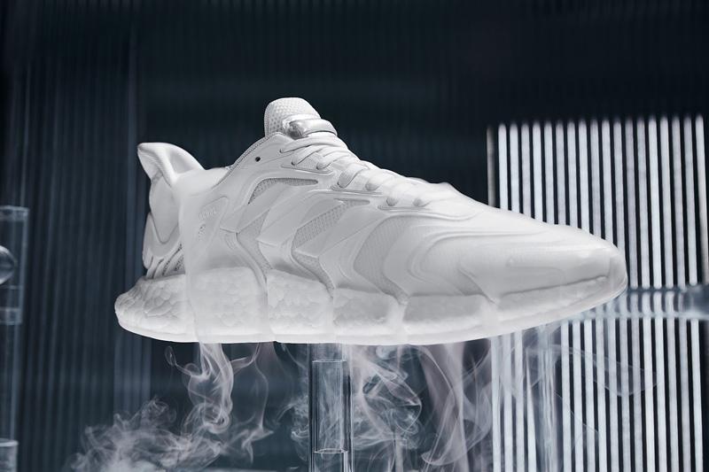 Climacool Vento,adidas,发售  罕见切割 Boost 中底!夏日宝藏小白鞋,我逢人就推荐!