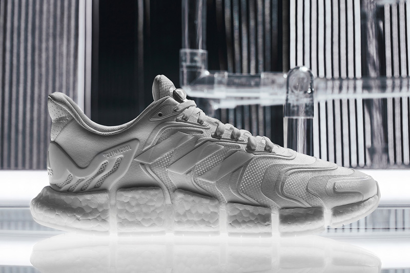 Climacool Vento,adidas,發售  精致小白鞋 + 毛毛蟲中底!adidas 清風新成員有點香!