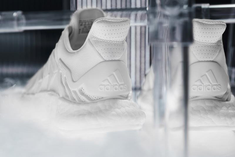Climacool Vento,adidas,发售 精致小白鞋 + 毛毛虫中底!adidas 清风新成员有点香!