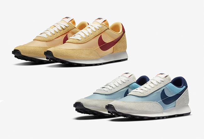 Nike,Daybreak  平民版 Sacai 太火了!兩款全新配色 Nike Daybreak 官網上架!