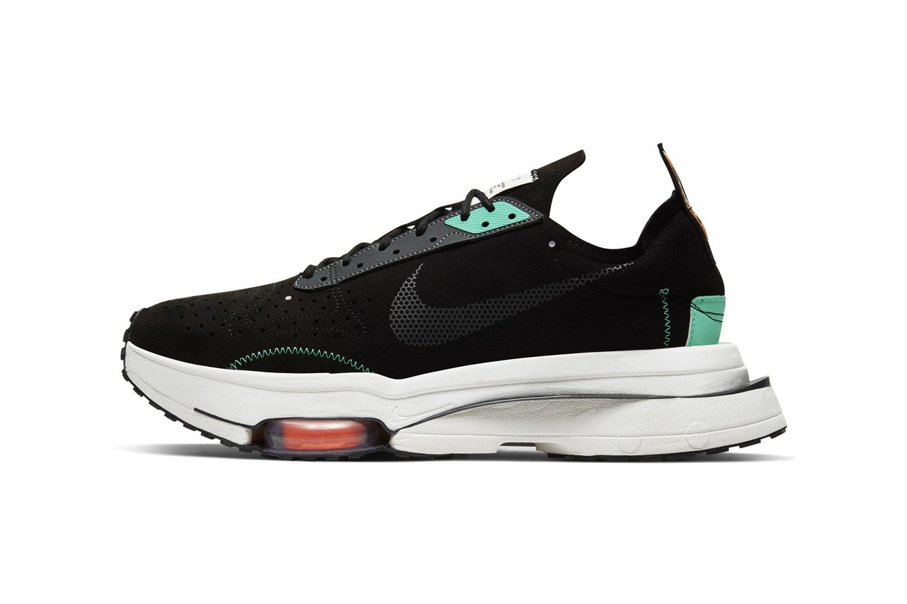 Nike,Air Zoom Type,发售  Nike 顶级跑鞋和 sacai 联名了?这双鞋感觉能火!
