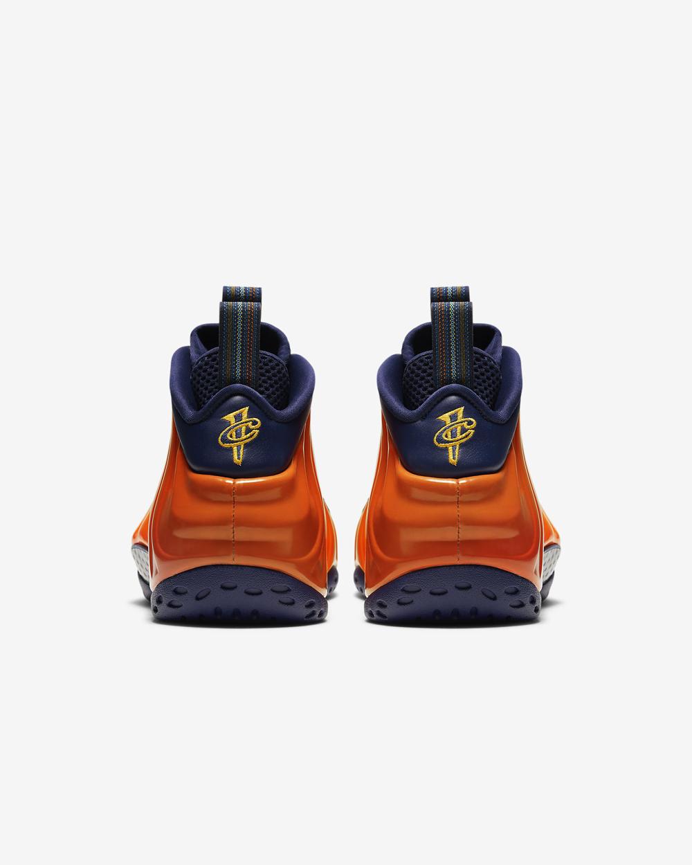 Nike,Air Foamposite One,发售,CJ0  官网悄然上架!渐变橙 Air Foamposite One 现在还能买