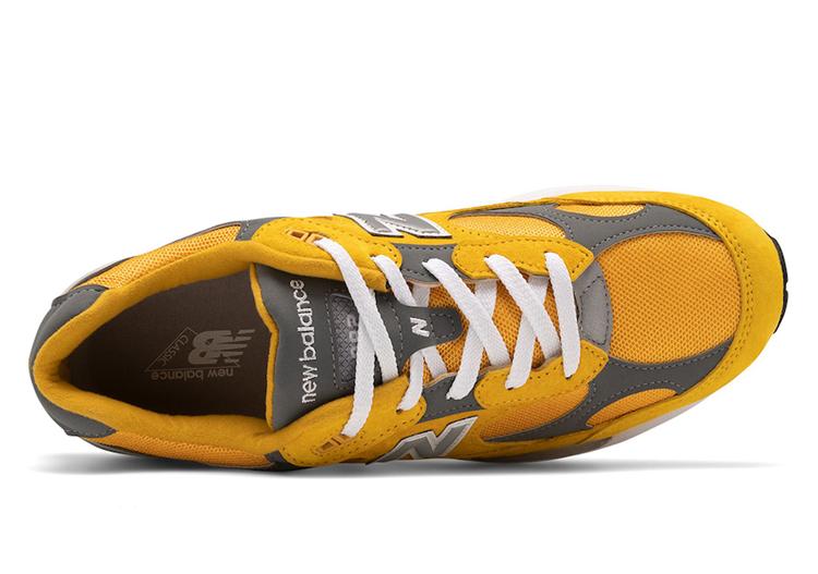 New Balance 992,M992BB  New Balance 992 再出全新配色!亮眼黄色装扮你打几分?