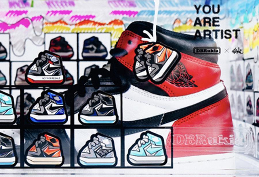 鞋盒,发售  手残党都能画得超好看!这个能 DIY 的鞋盒我爱了!