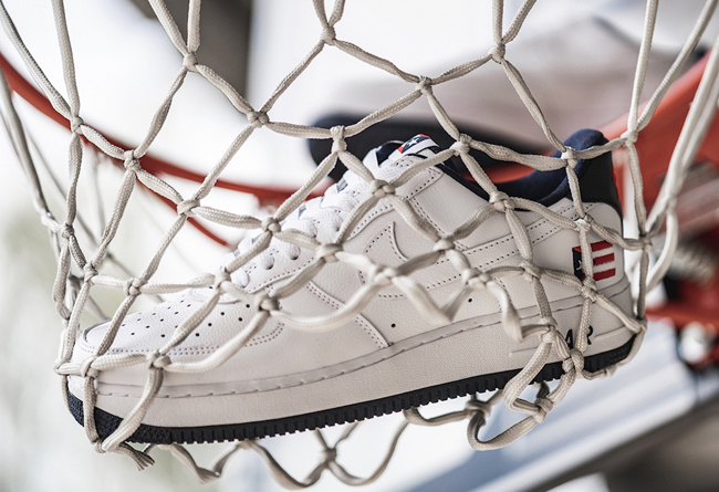 Nike,AF1,Air Force 1,CJ1386-10  国家主题小白鞋!波多黎各 Air Force 1 下周发售