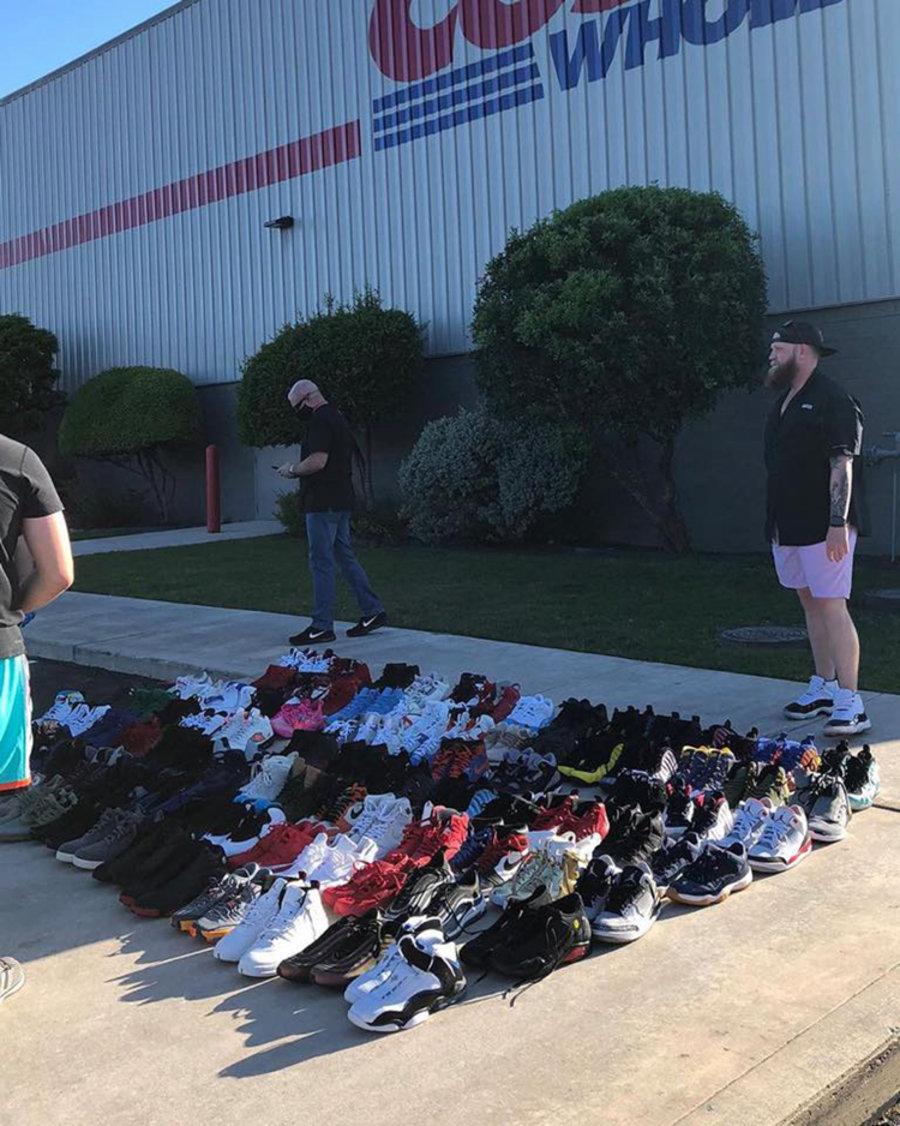 穆雷,送鞋  100 双 AJ、Nike 先到先得!居然还有 OW x AJ1 芝加哥!原来...