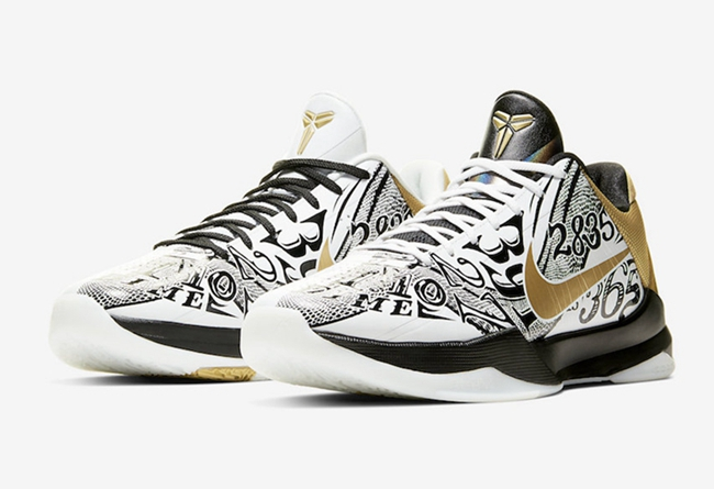 "Nike,Kobe 5 Protro,Big Stage,C  传闻 Kobe 5 ""Big Stage Parade"" 下月复刻!此前詹皇抢先上脚!"