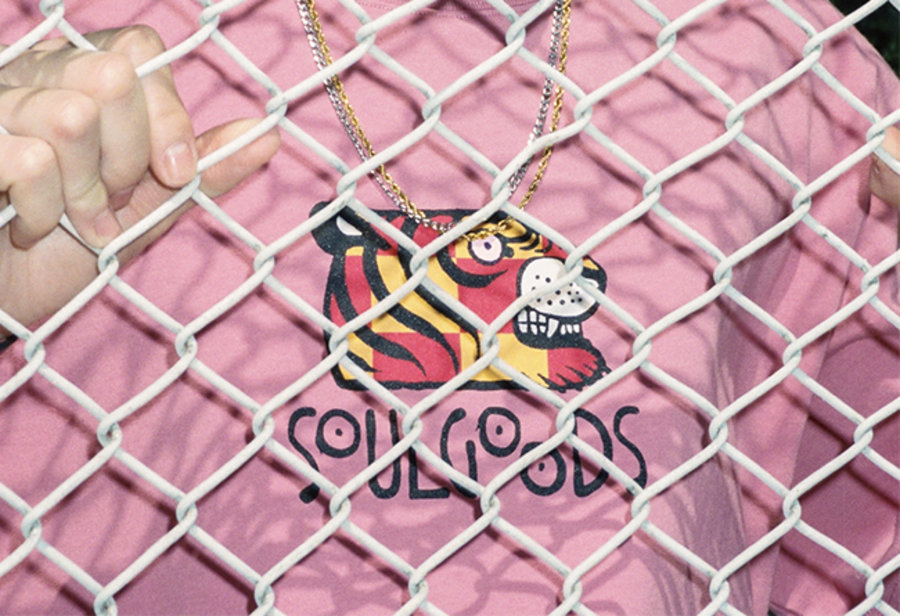 SOULGOODS,发售  今晚 12 点发售!SOULGOODS 夏季新品来了!有一款单品超奢华!