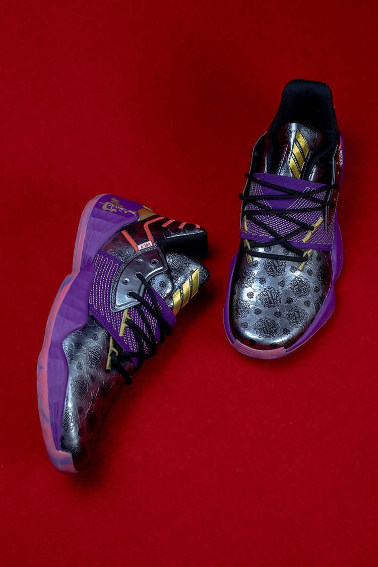 adidas,五虎大将,哈登,罗斯,麦迪  刚刚发售!从小追的「男神天团」出鞋了!每双都很能打!