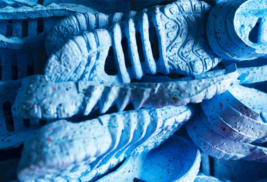 Nike,Space Hippie  外观超像火星鞋!Nike 把废料变成球鞋,下月正式发售