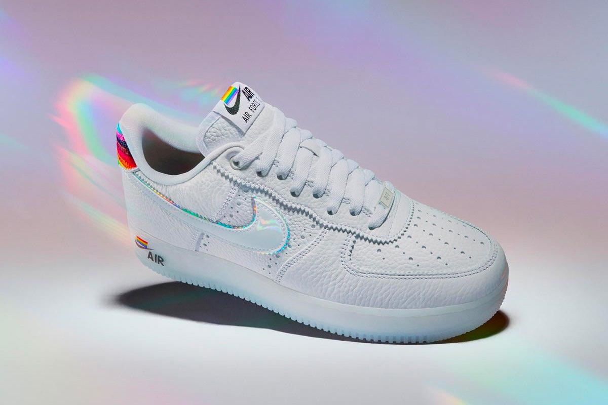 BETRUE,Nike,Converse,Pride  彩虹 Nike BETRUE 又來了!今年最火的一款鞋可能是…