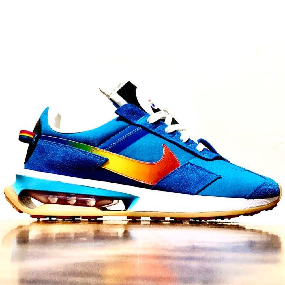 Nike,Air Max 270,Pre-Day  前所未見的氣墊設計!耐克 Air Max 新鞋型曝光!