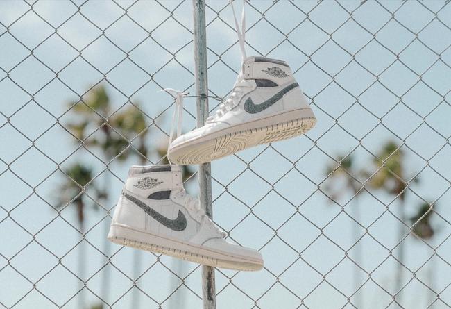 Air Jordan 1 High '85,AJ,AJ1,N  白灰 Air Jordan 1 明年即将首次复刻!但是他们却抢先一步发售了!