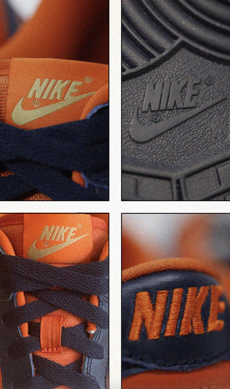 Nike,Dunk Low SP,Champ Colors,  巴西、白紅后的收官配色!藍橙 Dunk Low 更多實物曝光!