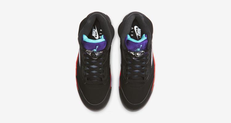 "Air Jordan,AJ5,CZ1786-001,Air  市場價近¥2500!Air Jordan 5 ""TOP 3"" 官網上架!"