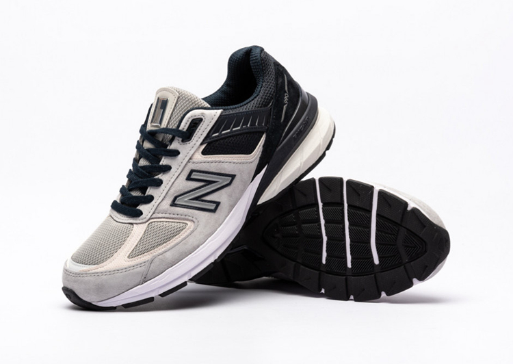 New Balance,New Balance 990v5,  元祖灰 + 海軍藍!New Balance 990v5 新配色現已發售!