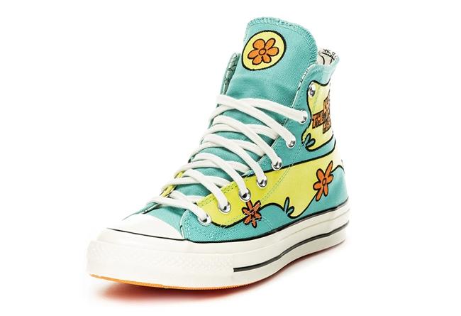 Converse,Chuck 70,Scooby Doo  特殊鞋盒 + 两款配色!Converse 的这双联名有点好看!