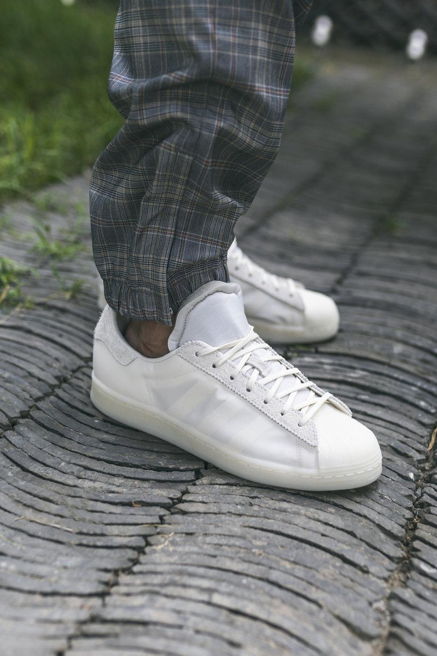 陳奕迅,adidas,superstar,發售,上腳  超限量!本周最難搶的竟是「陳奕迅」聯名新鞋!上腳太帥了!