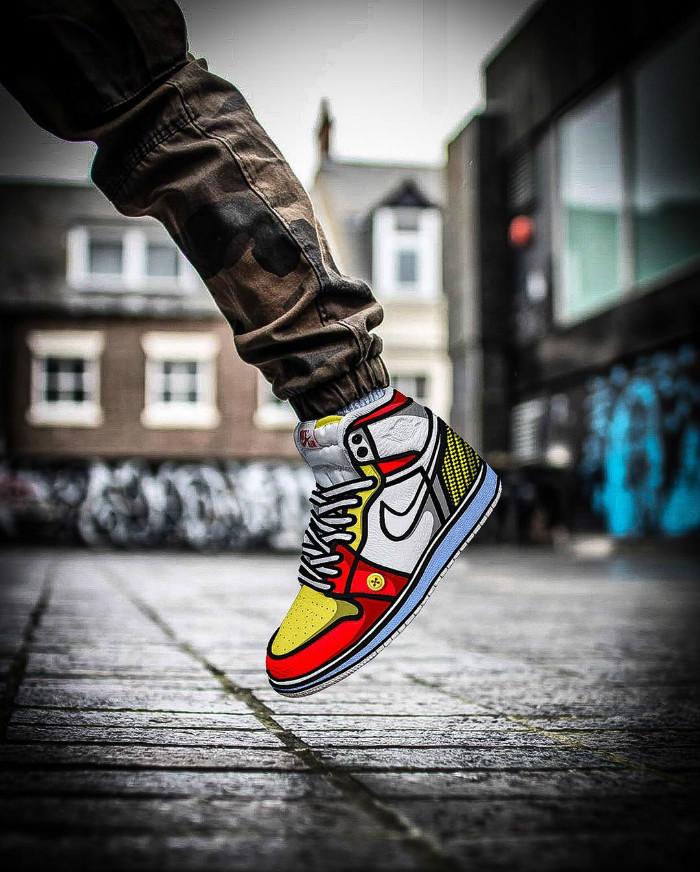 johnnyskicks_,sacai,Nike,Dunk  冰淇淋 sacai x Nike 太帅了!这样的球鞋谁不想要?