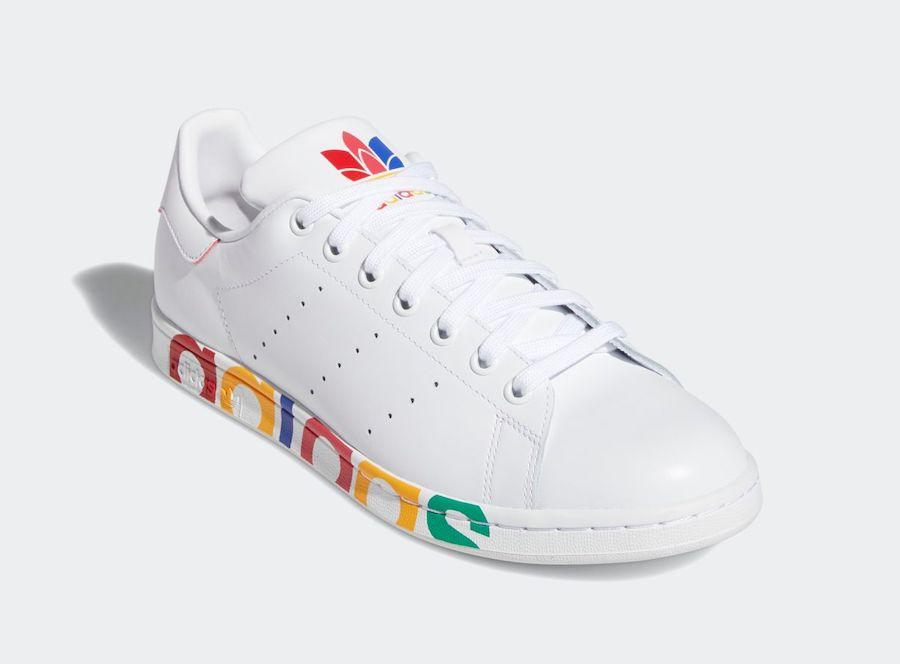 "adidas,Stan Smith,Olympic,FY11  奥运主题!全新配色 adidas Stan Smith ""Olympic"" 即将发售!"