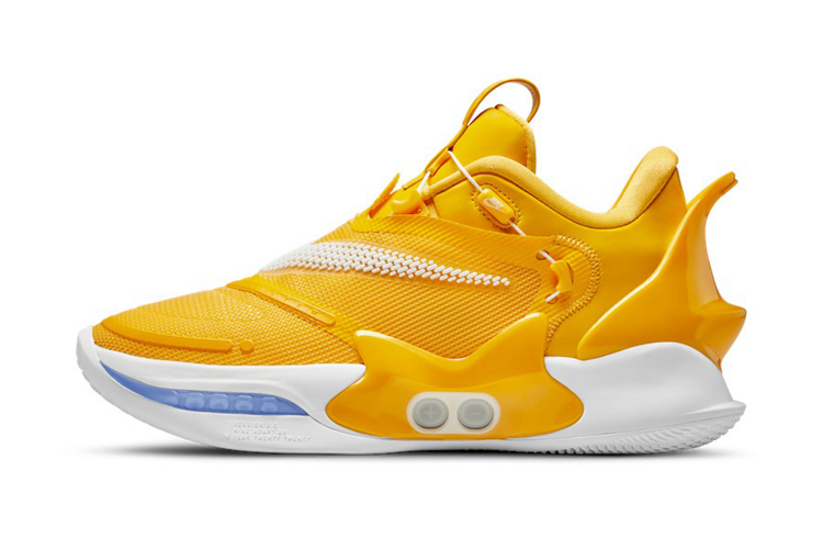 Nike,Adapt BB 2.0  又一款 2K 專屬配色!金色 Adapt BB 2.0 即將發售!
