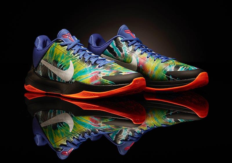 Nike,EYBL,Kobe,Kobe 5  求耐克赶快发售!Kobe 5 新配色曝光,颜值高的不像话!