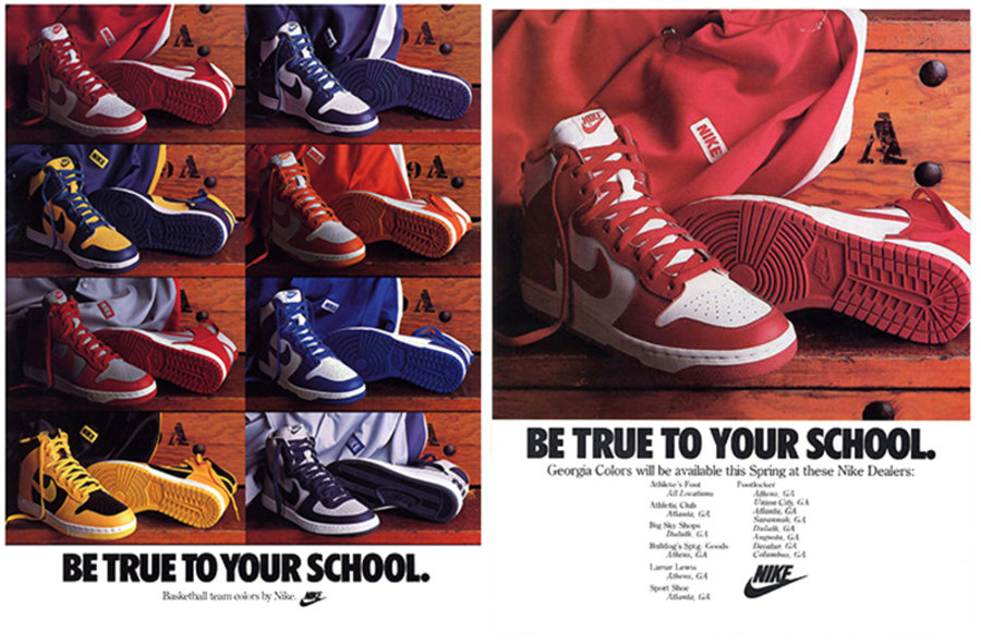 Nike,Dunk High,Michigan,CZ8149  火了 17 年的球鞋老炮!密西根 Nike Dunk High 今秋发售!冲不冲?