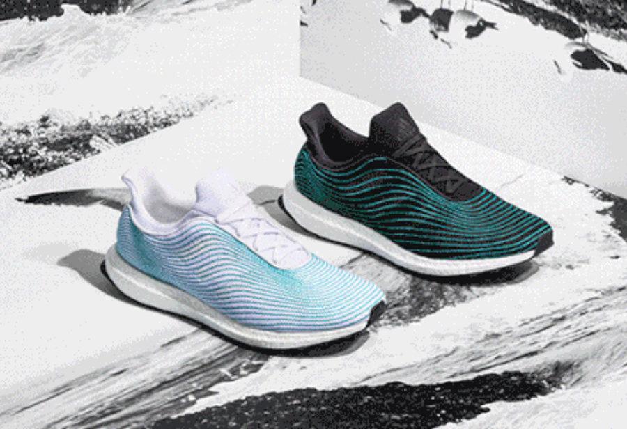 adidas,PARLEY,UB  全国限量 800 双!adidas 神鞋首次市售,明天就能买!