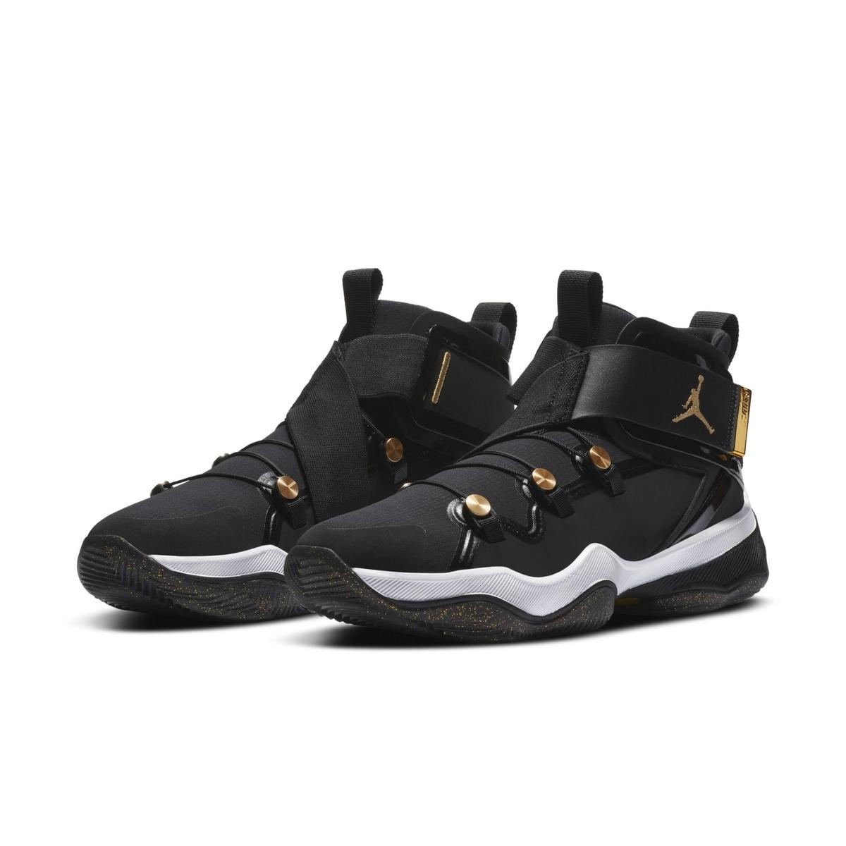 Jordan,AJNT 23  球鞋自带金属保险箱!Jordan 神秘新鞋首次曝光!