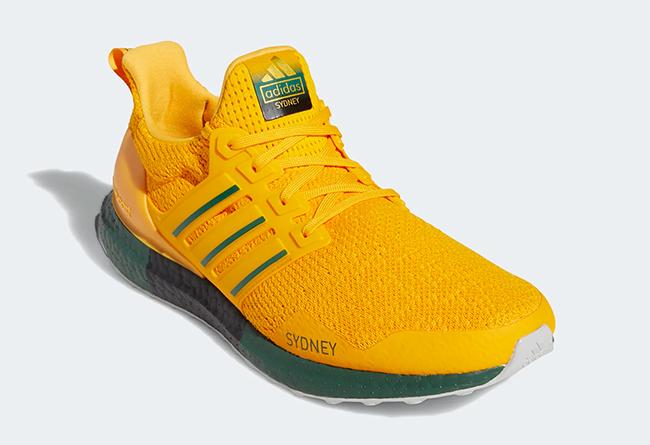 """adidas Ultra Boost DNA """"Sydney"""" 货号:FY2897"""