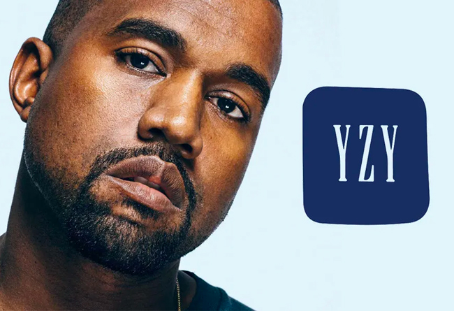 侃爷,Kanye West,Yeezy,GAP  YZY x GAP 独立店铺开始装修!GAP 股价一夜暴涨 10 亿美元!