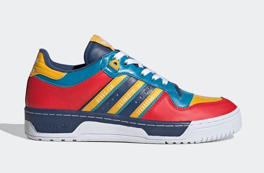 adidas,Human Made,Rivalry Low,  Human Made x adidas 又有新鞋!这次风格完全不一样!