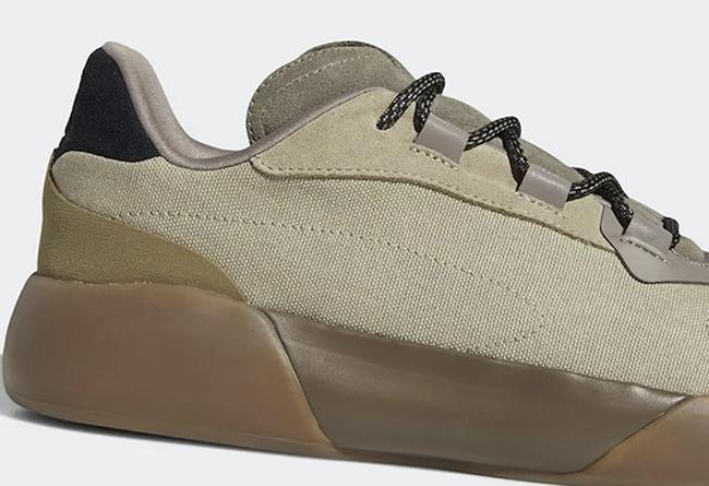 adidas,Pharrell,adidas,Presha  极简大地色装扮!adidas 菲董联名新鞋型首次亮相!