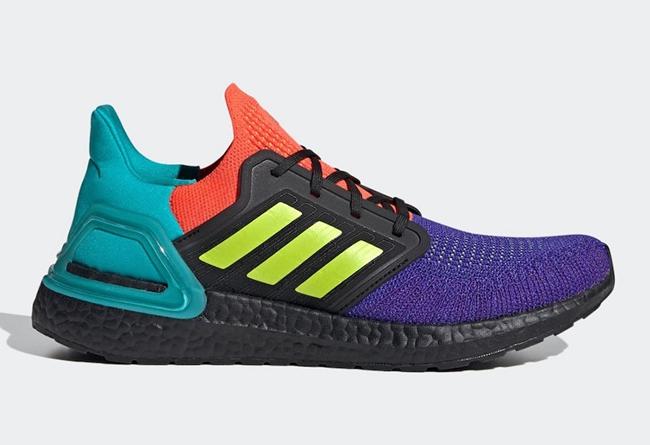 adidas Ultra Boost 2020 货号:FV8332