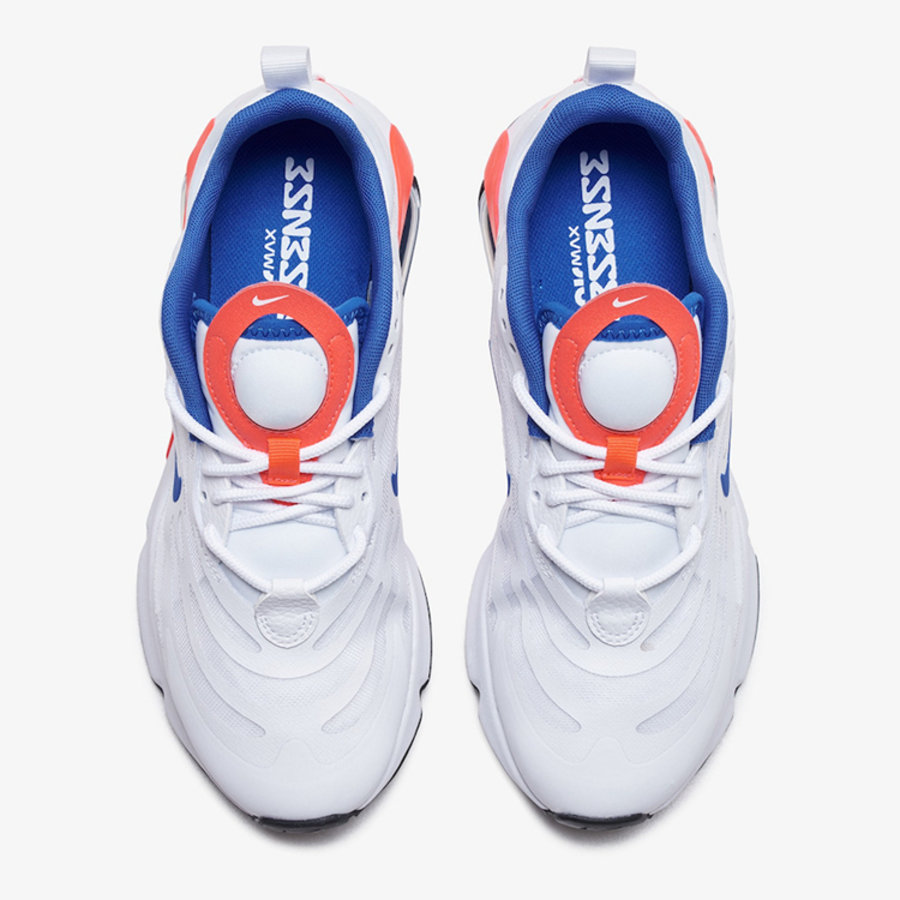 Nike,Air Max Exosense,Ultramar  今夏不能错过的小白鞋!Air Max Exosense 再添新配色!