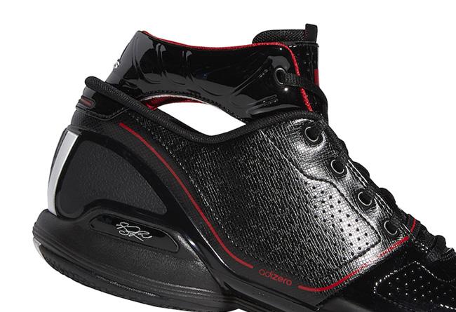 "adidas adizero Rose 1 ""Bulls"" 货号:FW7591"