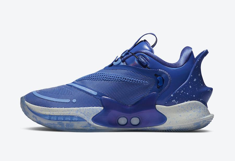 "莆田鞋-Nike Adapt BB 2.0 ""Royal"" 货火博体育app:BQ5397-400插图(4)"