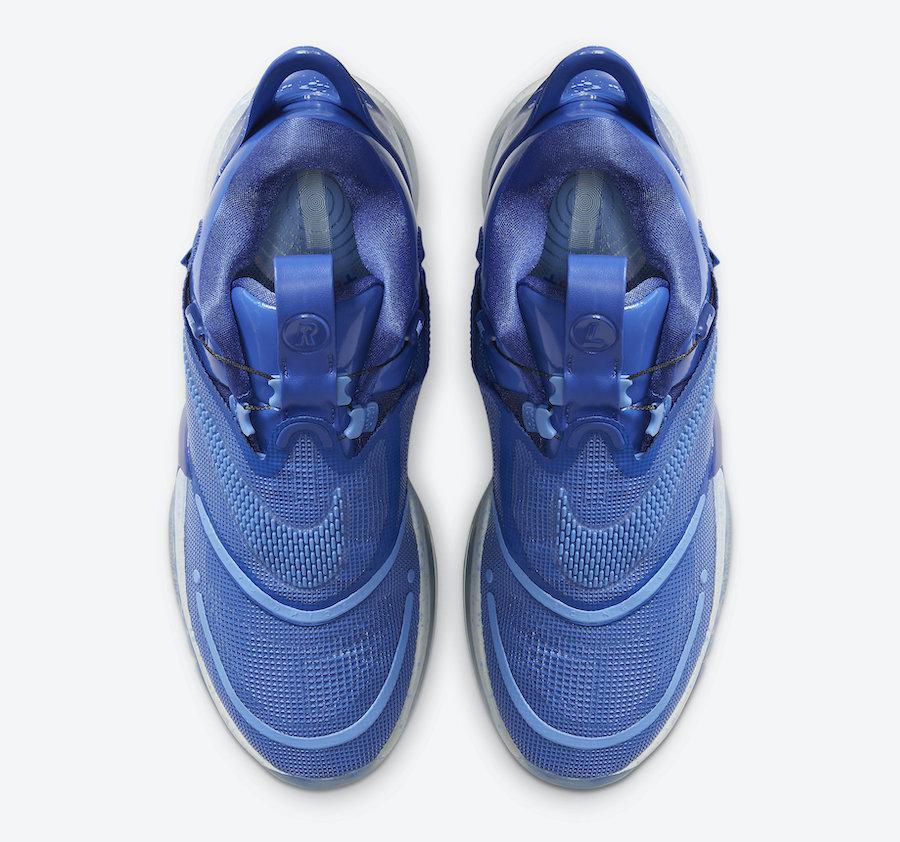 "莆田鞋-Nike Adapt BB 2.0 ""Royal"" 货火博体育app:BQ5397-400插图(2)"