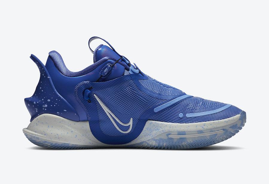 "莆田鞋-Nike Adapt BB 2.0 ""Royal"" 货火博体育app:BQ5397-400插图(5)"