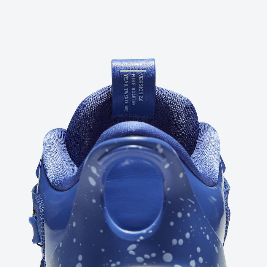 "莆田鞋-Nike Adapt BB 2.0 ""Royal"" 货火博体育app:BQ5397-400插图(10)"