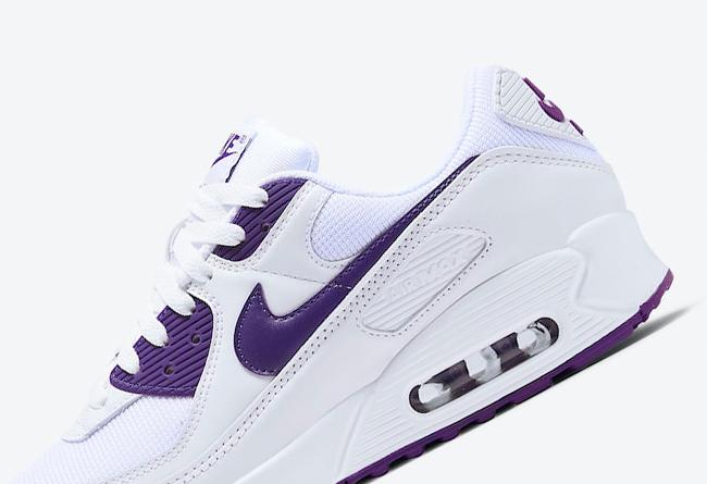 Nike,Air Max 90,Court Purple,C  恶人紫又来了!这双全新配色 Air Max 90 你打几分?